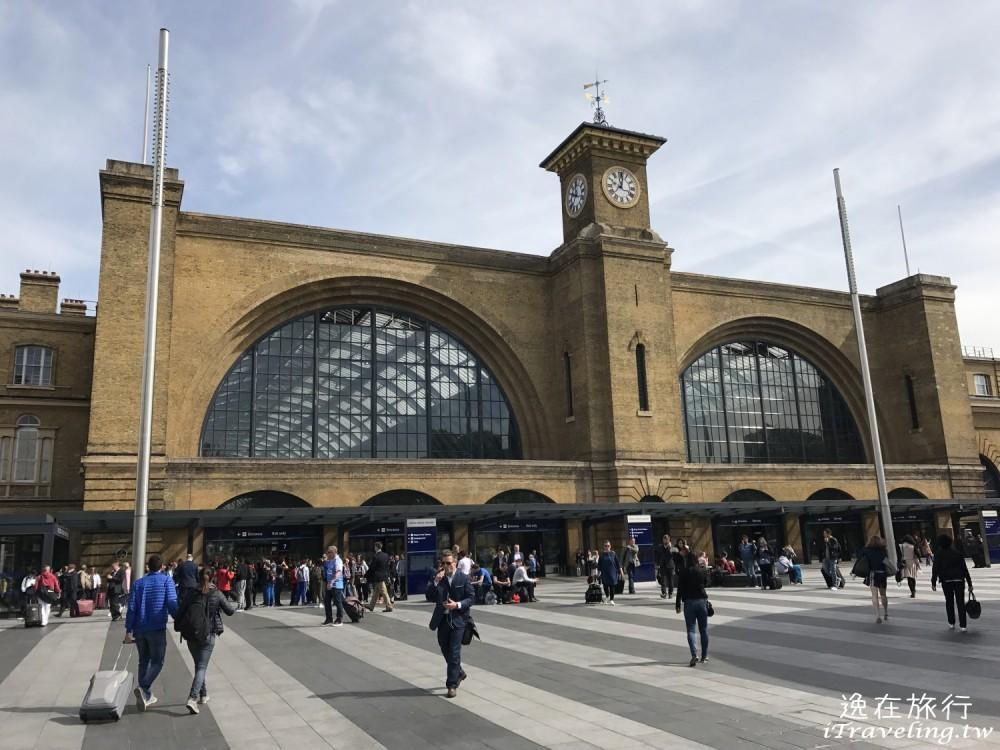 王十字車站, King's Cross