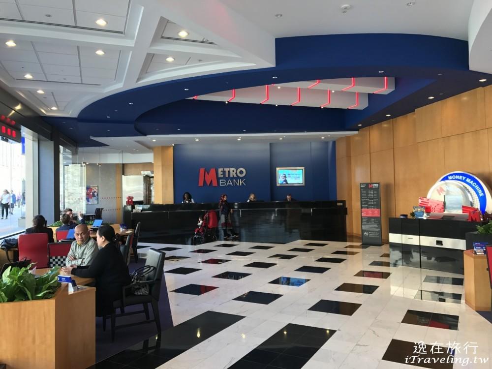 Metro Bank, Cambridge, 劍橋METRO銀行