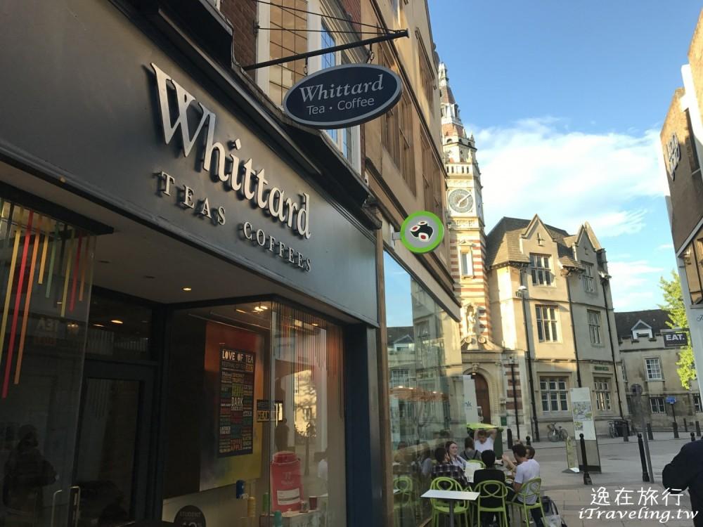 劍橋, Cambridge, Whittard