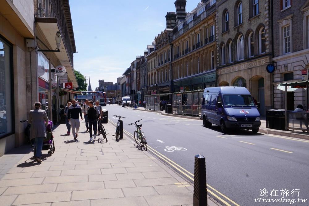 St Andrew's Street, 劍橋街景, Cambridge