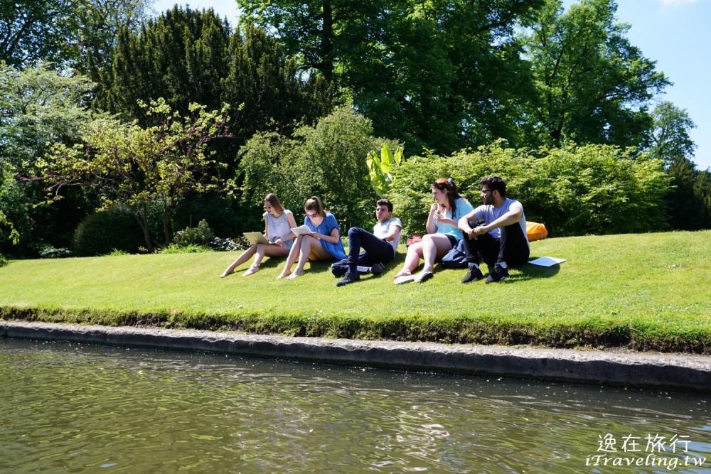 康河邊, 劍橋, Cambridge, 劍橋學生