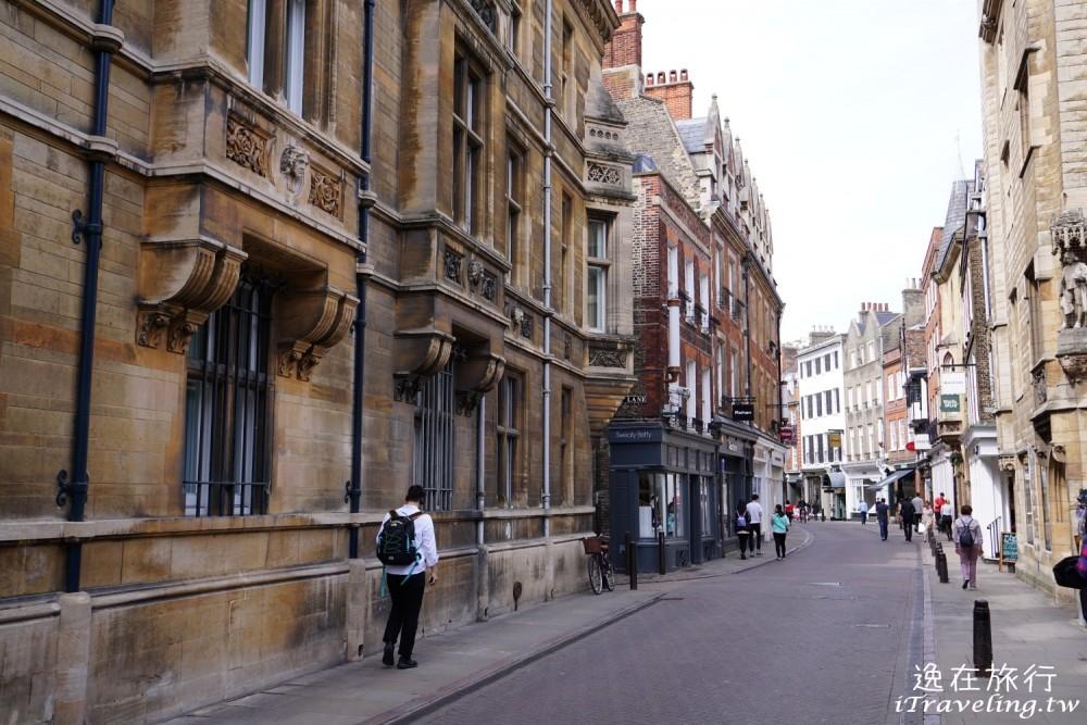 劍橋, Cambridge, 劍橋街景