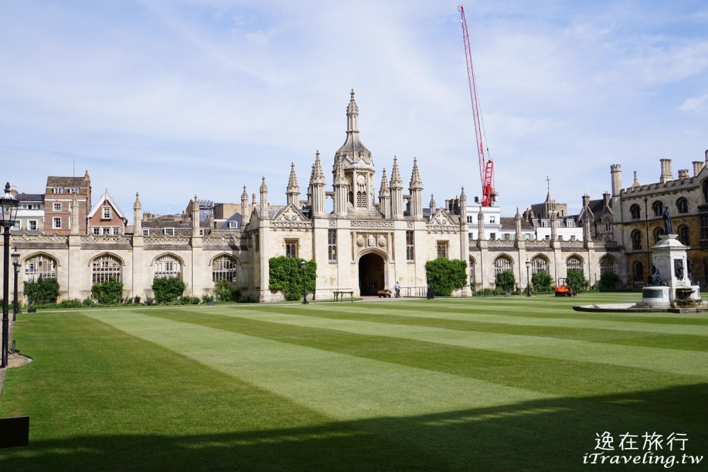 劍橋, Cambridge, 國王學院, King's College