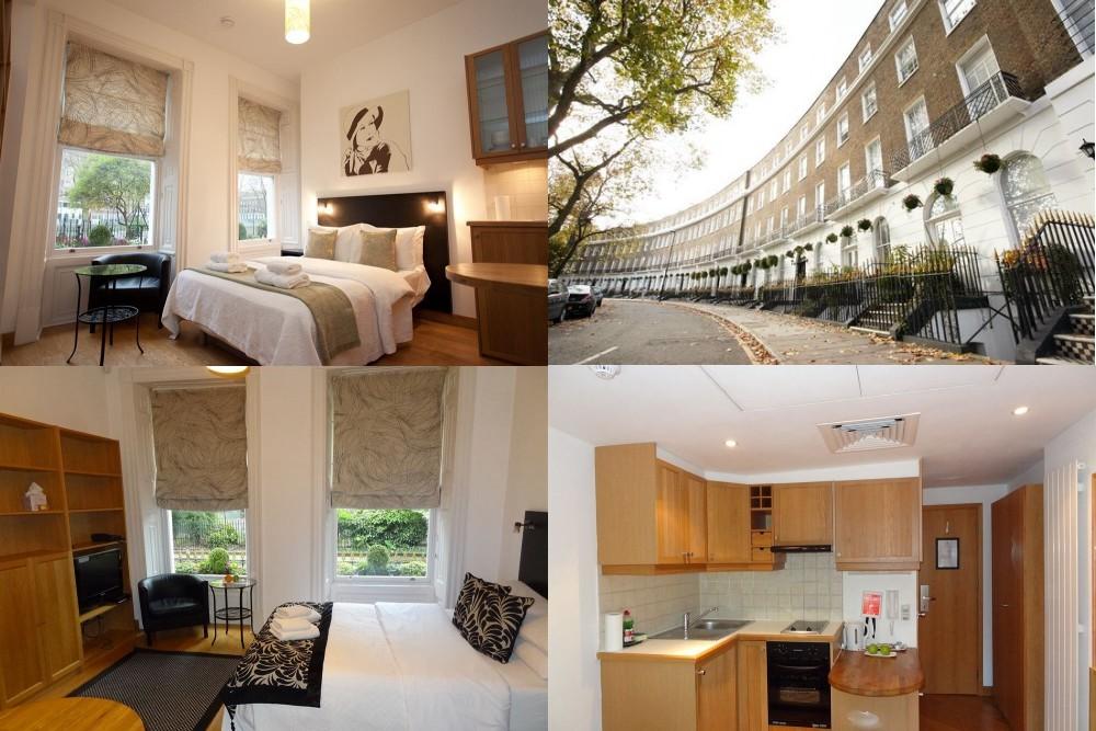 Studios 2 Let Apartments London, Cartwright Gardens, 倫敦公寓, 公寓式酒店, 倫敦住宿, King Cross