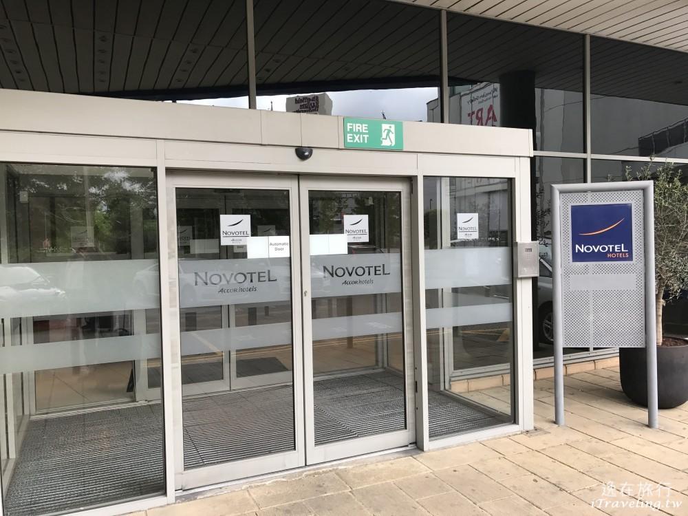 Novotel Sheffield Centre, 雪菲爾, 謝菲爾德, 諾富特飯店, ˙大門