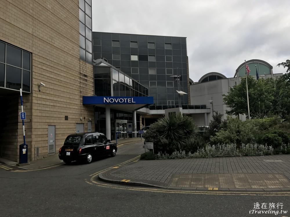 Novotel Sheffield Centre, 雪菲爾, 謝菲爾德, 諾富特飯店