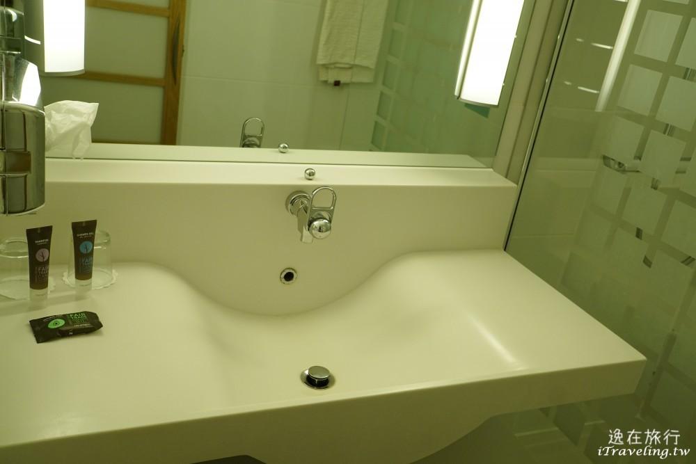 Novotel Sheffield Centre, 雪菲爾, 謝菲爾德, 諾富特飯店, 洗手台