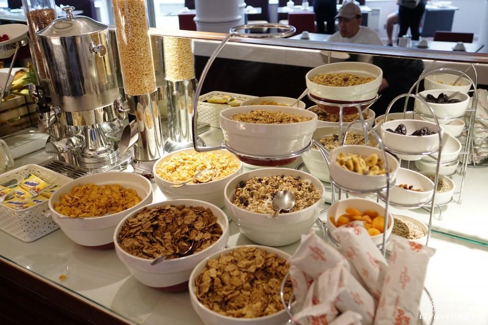 Novotel Sheffield Centre, 雪菲爾, 謝菲爾德, 諾富特飯店, 早餐麥片