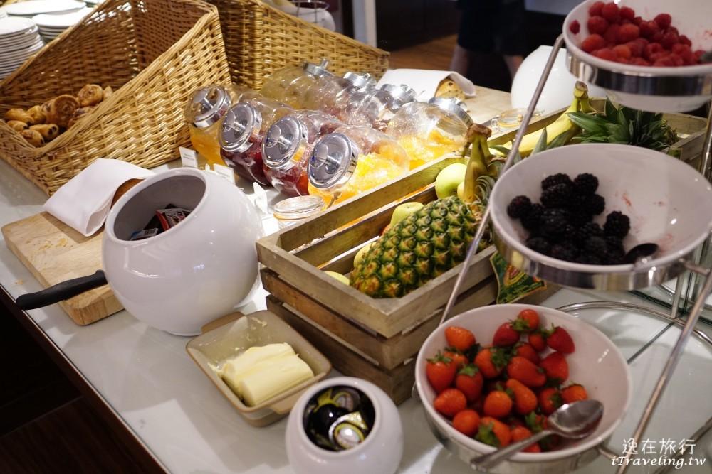 Novotel Sheffield Centre, 雪菲爾, 謝菲爾德, 諾富特飯店, 早餐水果